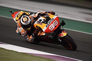 """Lorenzo: Kötü şans, umut verici Katar hafta sonumu """"mahvetti"""""""