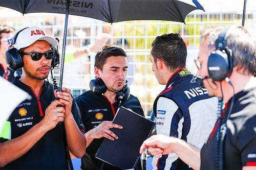 Fotogallery: gli svizzeri Buemi e Mortara nell'E-Prix di Santiago della Formula E