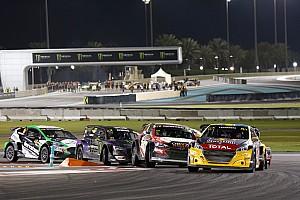 WRX в Абу-Дабі: крах фаворитів та перемога у суддівській кімнаті