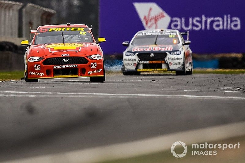 Whincup: Supercars needs Triple Eight to run down Penske
