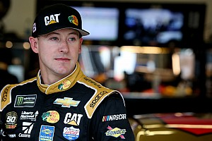 Daniel Hemric leads Thursday's first Cup practice at Charlotte