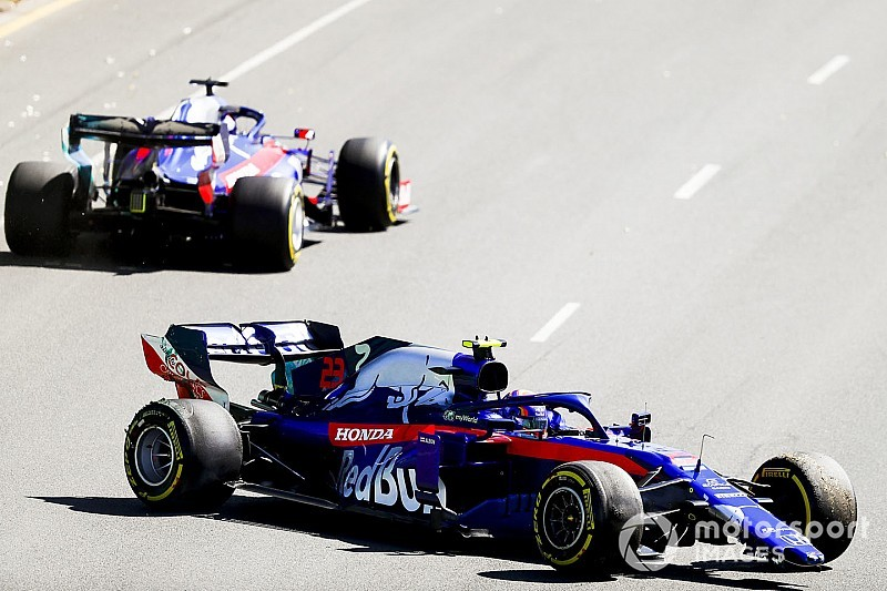 【動画】2019年F1開幕戦オーストラリアGPフリー走行1回目ハイライト