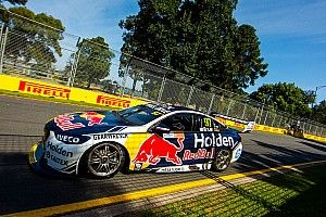 Engine failure caused van Gisbergen's Albert Park retirement
