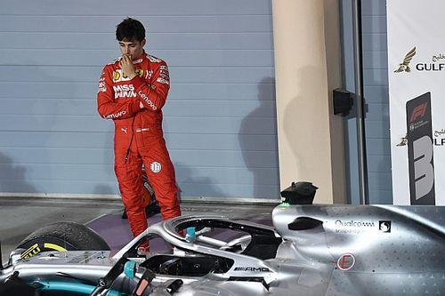 Kiderült, mi okozta Leclerc motorhibáját Bahreinben