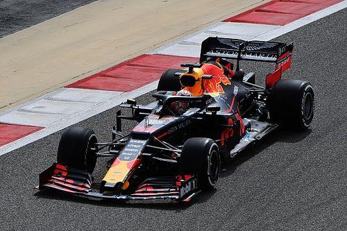 Verstappen le plus rapide entre les gouttes à Bahreïn