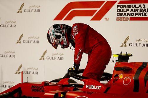 GALERIA: Confira as melhores imagens do GP do Bahrein de F1
