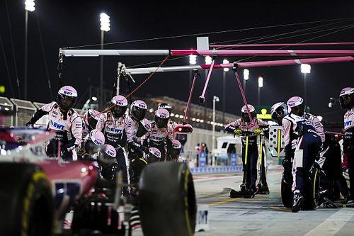 Racing Point: az F1 tartani tudja a 2021-es szabályokra vonatkozó határidőt