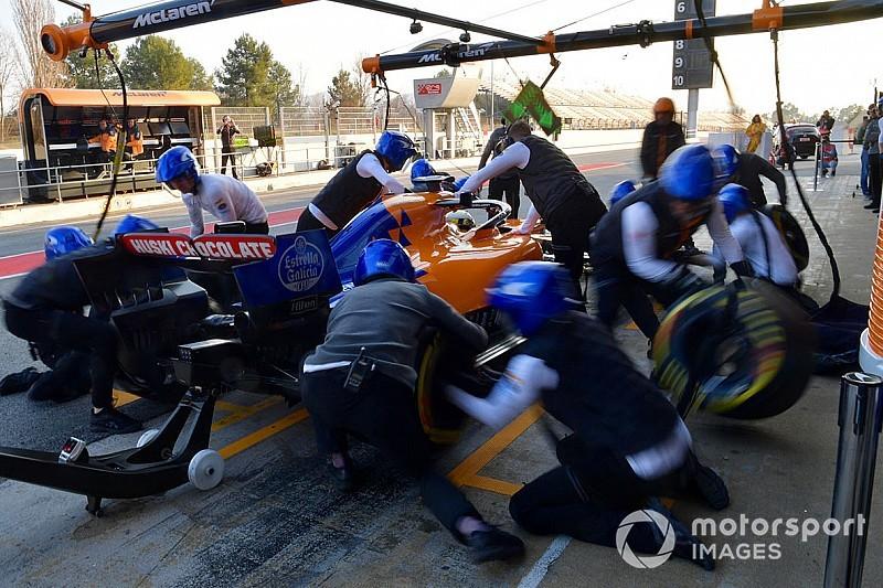 """Pirelli espera GPs de F1 com """"uma parada, mas mais ação na pista"""" em 2019"""