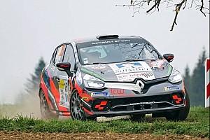 Clio R3T Alps Trophy - Styve Juif encore au top au Critérium Jurassien