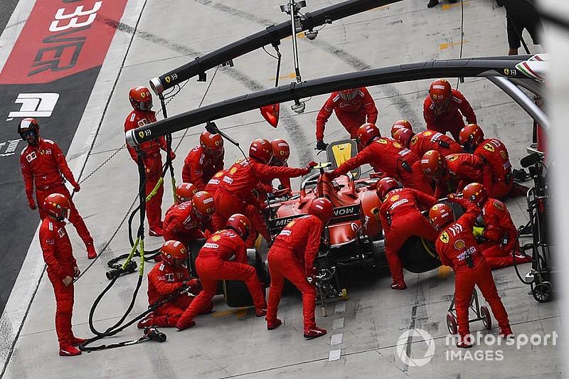 """Masi: """"Ecco perché è stata punita la Ferrari e non Leclerc"""""""