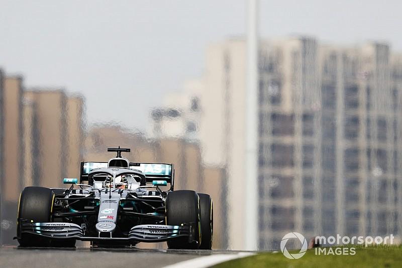 F1 szuka ulicznego toru w Chinach