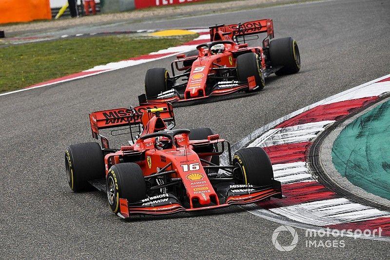 "Hakkinen dice a Ferrari que ""olviden las órdenes de equipo"""