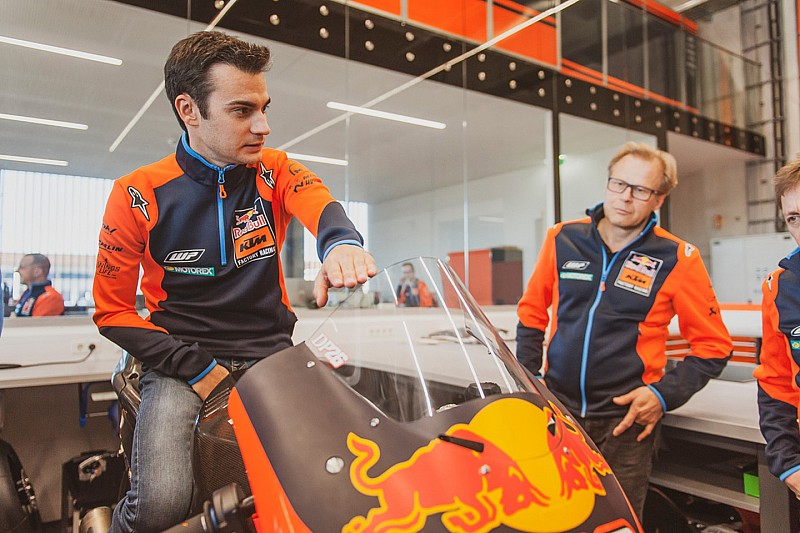 Recovering Pedrosa to test KTM at Brno next week