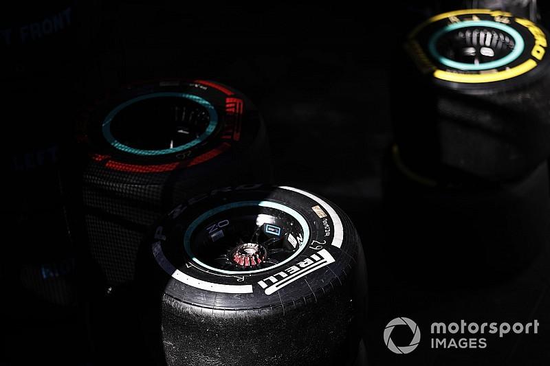 Pirelli reveals F1 team tyre choices for Australian GP