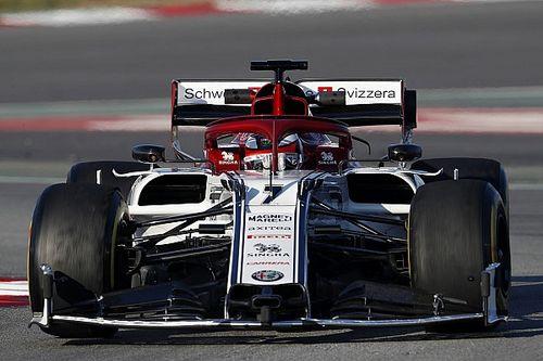 Test 2-LIVE Formel 1 Barcelona, Tag 2