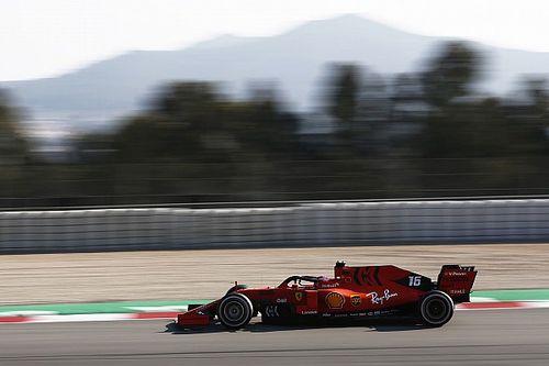 Leclerc mantém tempo realizado pela manhã; Gasly bate forte