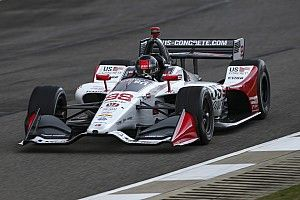 Andretti, Veach struggles are down to tires, says engineer