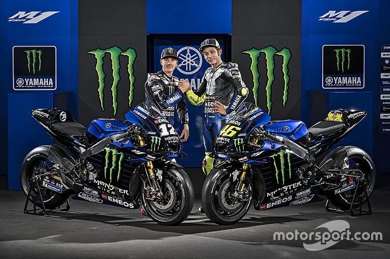 Больше черного. Yamaha обновила раскраску мотоциклов в MotoGP