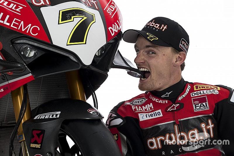 Davies ne se contentera pas d'un top 5 avec la nouvelle Ducati