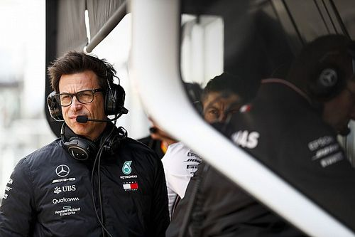 "Mercedes joins Netflix show that Wolff ""didn't like"" at first"