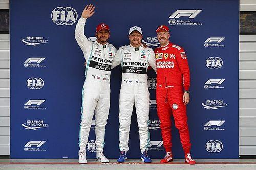 Çin GP öncesi: Yarış gridi