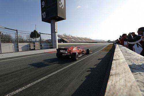 F1バルセロナ合同テスト前半3日目:ライブコメント実施中