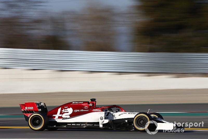 "Raikkonen: Alfa Romeo has made ""big step"" since 2018"