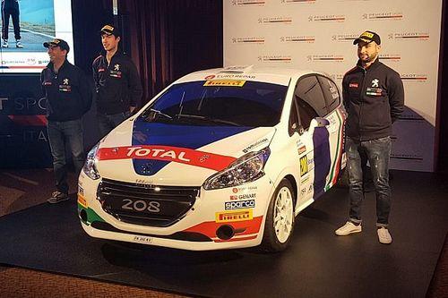 Peugeot Italia presenta i programmi sportivi 2019 e festeggia i 40 anni del Peugeot Competition