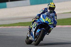 """Joan Mir y sus primeros días en MotoGP: """"Vamos en la dirección correcta"""""""