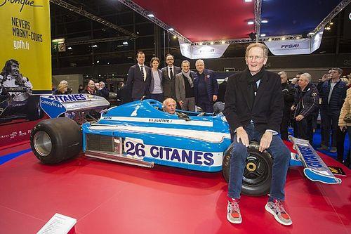 50 ans de Ligier: les anciens pilotes F1 répondent présent
