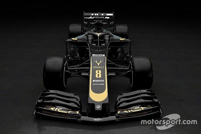 Haas renueva al completo su decoración para la F1 2019