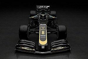 Haas presenta su nueva decoración y deja ver su auto de 2019