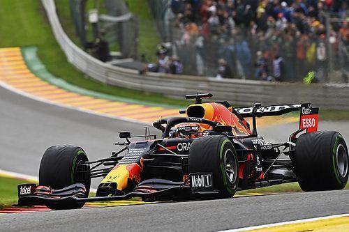 Incierta FP3 en mojado del GP de Bélgica de F1; Alonso, 10º