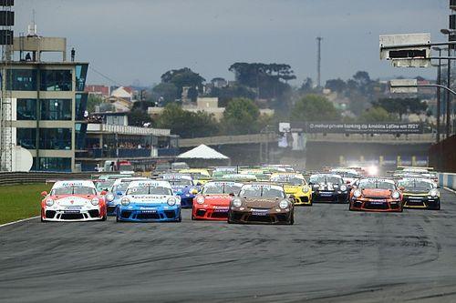 AO VIVO: Veja as corridas de domingo da Porsche Cup em Curitiba