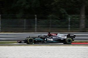 Italian GP: Hamilton outpaces Verstappen by 0.4s in FP1