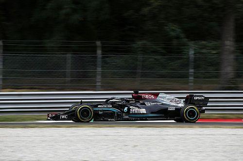 İtalya GP 1. antrenman: Hamilton, Verstappen'in 0.4 saniye önünde lider!