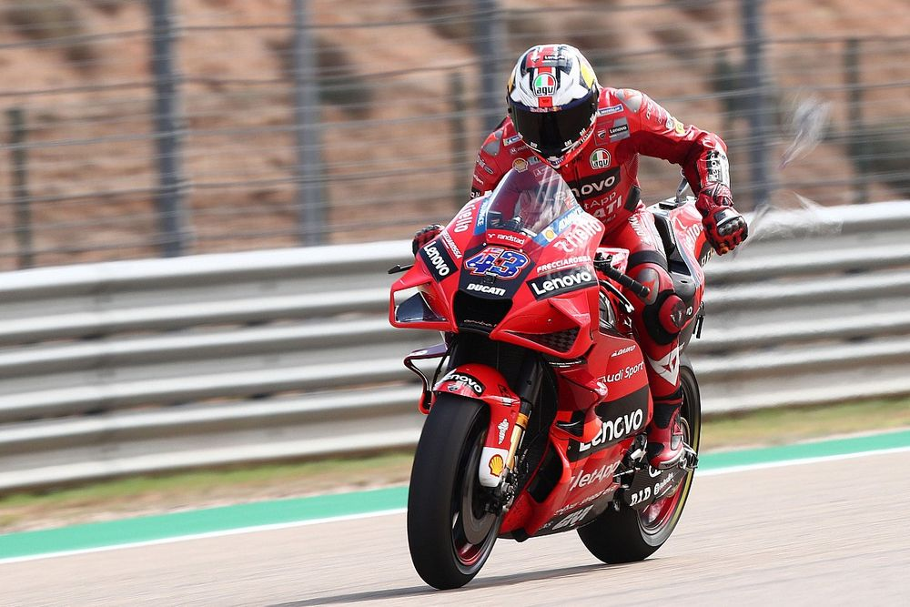 Jadwal MotoGP Aragon 2021 Hari Ini