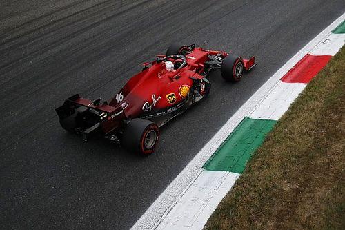 Ferrari заменила мотор на машине Леклера, вернув старую версию
