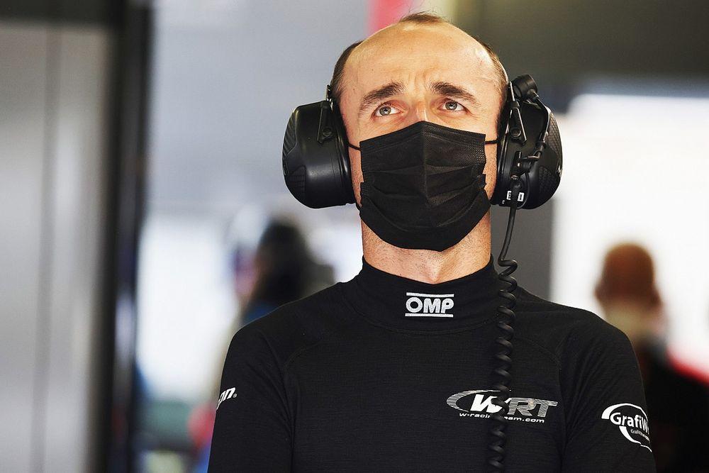 Kubica rejoins High Class LMP2 team for Bahrain WEC rounds