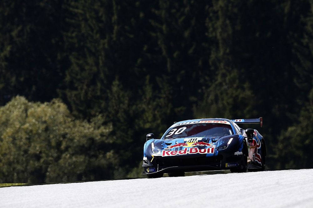 Red Bull Ring DTM: Lawson claims maiden pole in qualifying