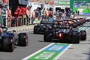 Canlı anlatım: Hollanda GP 2. antrenman seansı