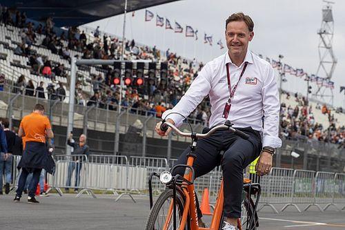"""Van Overdijk 'supertevreden' over Dutch GP: """"Droomscenario"""""""