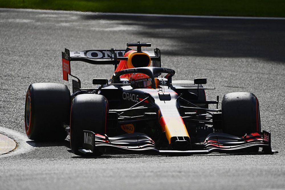 比利时大奖赛FP2:维斯塔潘最快,但最后时刻撞墙
