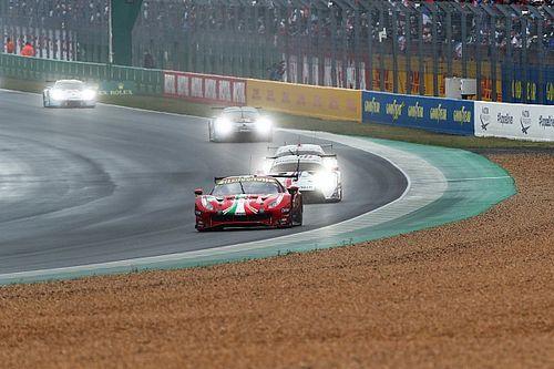 """Le Mans, Calado tampona Milner prima del via: """"Non vedevo niente"""""""