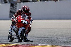 Mario Aji Bakal Berbagi Paddock dengan Bintang MotoGP