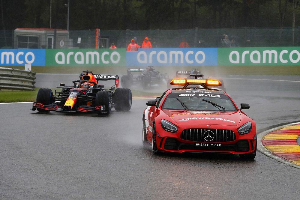 Hasil F1 GP Belgia: Bukan Menang Cara Max Verstappen