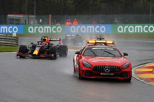 """Ecclestone had GP België van start laten gaan: """"Keuze aan de coureurs"""""""