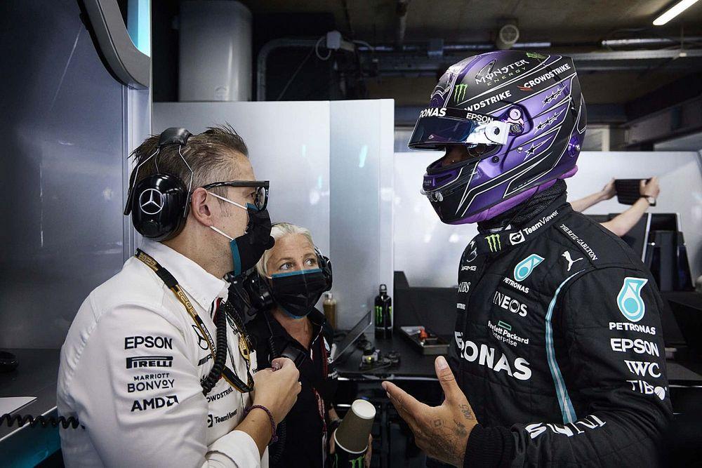 Race Engineer Turut Andil Tentukan Hasil Balapan F1 GP Rusia