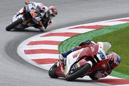 Moto2, Austria, Libere 1: testa a testa Ogura-Fernandez, Bezzecchi 4°