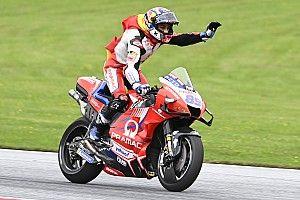 Estratosférico triunfo de Jorge Martín en el Red Bull Ring